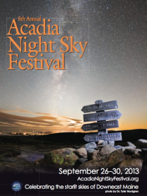 Celebrate the Night Sky at Acadia