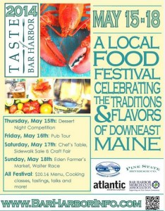 4th Annual Taste of Bar Harbor