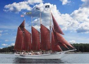 Margaret Todd schooner