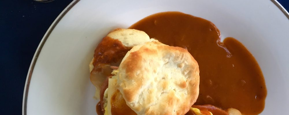 The Santa Fe Trail with Matt's Red Chile Sauce